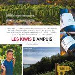 BETTANNE DESSEAUVE KIWIS D'AMPUIS BOTT